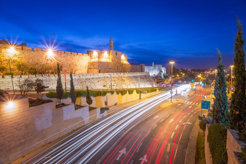 Jerusalem Has a Culture of its Own