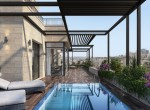 Whyndham Deedes Penthouse_Terrace pool
